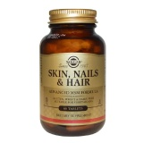 Solgar Skin Nails And Hair Advanced MSM Formula,  60 Tablet(s)