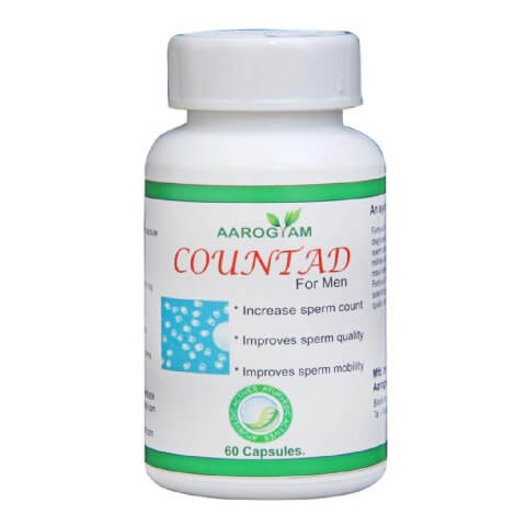 Aarogyam Countad,  60 capsules/pack