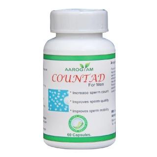 Aarogyam Countad,  60 capsules