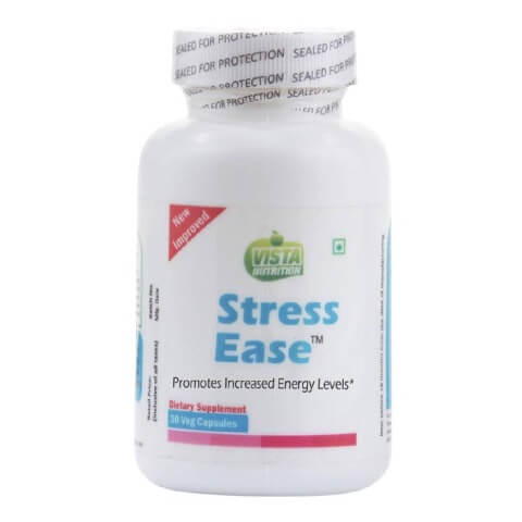 Vista Nutrition Stress Ease,  30 veggie capsule(s)