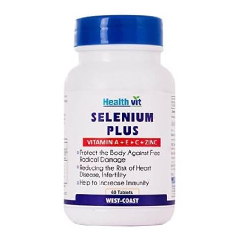 Healthvit Selenium Plus,  60 tablet(s)