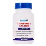 Healthvit Lycopene & Calcium,  60 Capsules