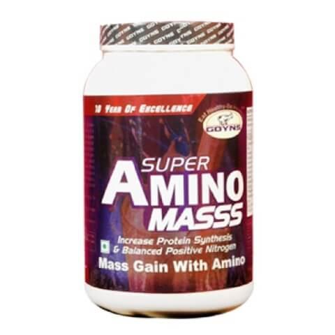 GDYNS Super Amino Mass,  1.1 lb  Choco