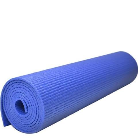KOBO Plain Yoga Mat,  Blue  4 mm