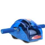 KOBO Ab Care Slider & Roller Fitness (AC-29),  Blue  Free Size