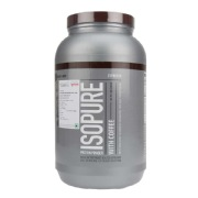 Isopure Protein Powder With Coffee,  3 lb  Espresso