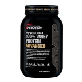 GNC Amp Gold 100% Whey Protein Adv,  2.05 Lb  Cookies & Cream