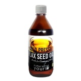 Naturally Yours Cold Pressed Flaxseed Oil,  200 Ml