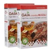 GAIA Muesli Real Fruit,  Fruits  0.400 kg  - Pack of 2