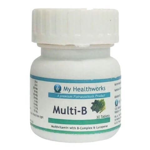 My Healthworks Multi-B,  Unflavoured  30 tablet(s)