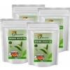 Grenera Organic Green Tea,  100 g  Natural  - Pack of 4
