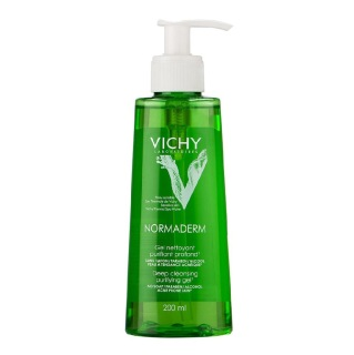 Vichy Normaderm Purifying Cleansing Gel,  200 ml  Acne Prone Skin