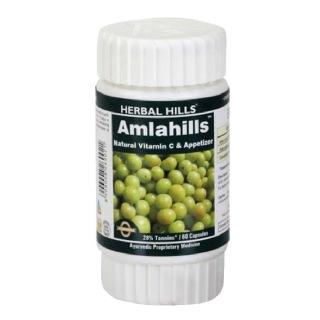 Herbal Hills Amlahills,  60 capsules