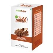 NutroActive Flax Seeds,  0.250 kg