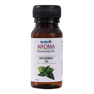Healthvit Aroma Spearmint Oil,  30 ml  for All Skin Types