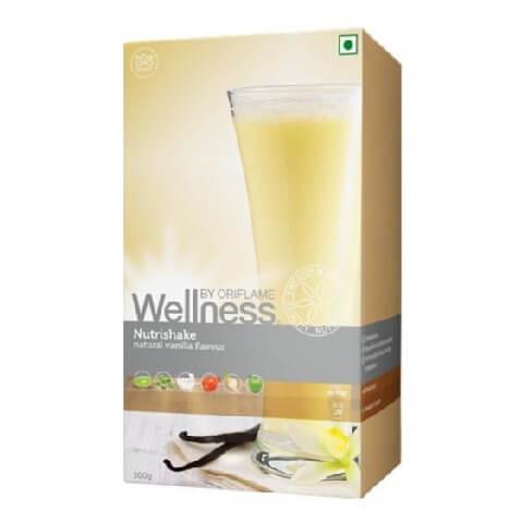 Oriflame Nutrishake,  0.5 kg  Vanilla