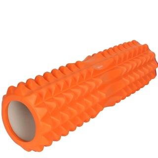 Strauss Grid Foam Roller,  Orange  45cm