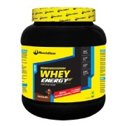 MuscleBlaze Whey Energy,  2.2 lb  Chocolate