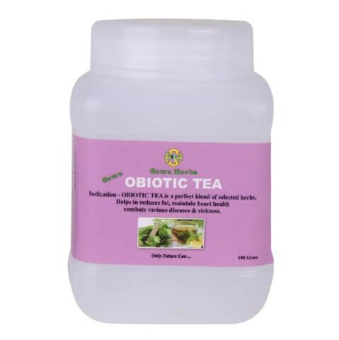 Sewa Herbs Obiotic Tea,  Natural  100 g