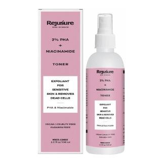 1 - Rejusure PHA + Niacinamide Face Toner,  100 ml  for Oily & Normal Skin