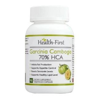 Health first Garcinia Cambogia 70% HCA,  60 veggie capsule(s)