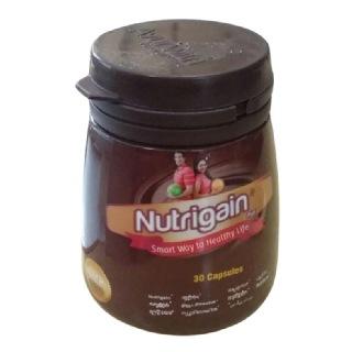 Ayurwin Nutrigain Plus,  30 capsules  Unflavoured