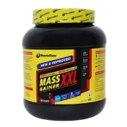 MuscleBlaze Mass Gainer XXL,  Chocolate  2.2 lb