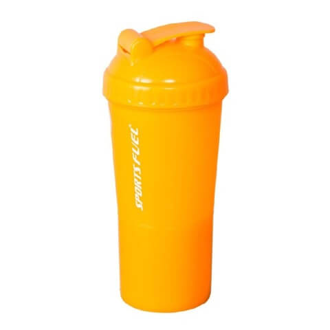 Sports Fuel Protein Super Shaker,  Orange  600 ml