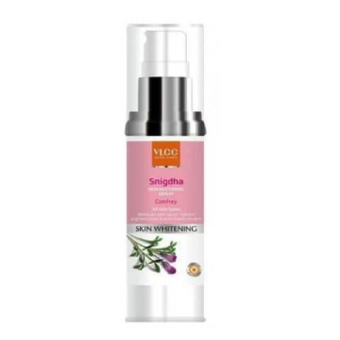 VLCC Snigdha Skin Whitening Serum,  50 ml  for All Skin Types