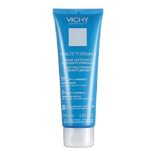 Vichy Purifying Foaming Cream Cleanser,  125 ml  Purete Thermale
