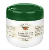 Herbline Problem Skin Scrub,  500 G  For Oily Skin