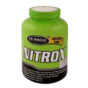 Big Muscle Nitrox,  150 capsules  Unflavoured