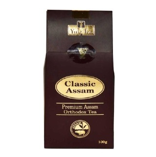 Yule Classic Assam Premium Orthodox Tea,  Unflavoured  100 g