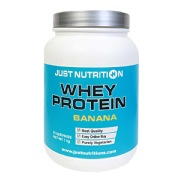 Just Nutrition Whey Protein,  2.2 lb  Banana