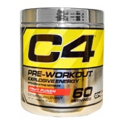 Cellucor C4 Explosive Preworkout, 0.85 lb Fruit Punch