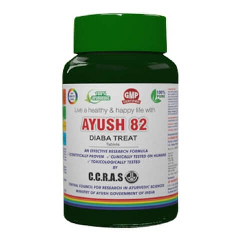 Ayush 82 Diaba Treat,  100 tablet(s)