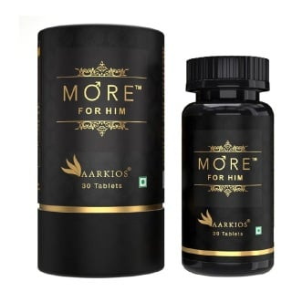 1 - Aarkios More for Him,  30 tablet(s)  Unflavoured