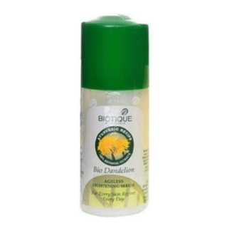 Biotique Dandelion Ageless Lightening Serum,  35 ml  for Every Skin Regime Every Day