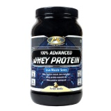 Muscle Epitome 100% Advanced Whey Protein,  2 Lb  French Vanilla