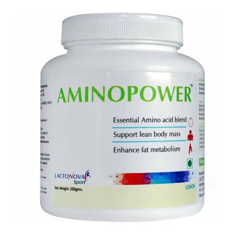 Lactonova Aminopower,  0.44 lb  Lemon