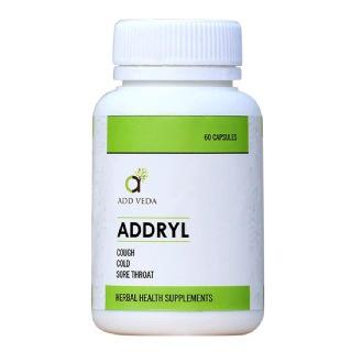 Add Veda Addryl,  60 capsules