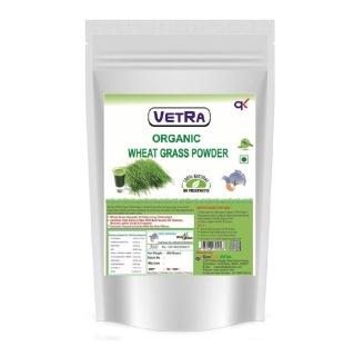 Vetra Organic Wheat Grass Powder,  500 g