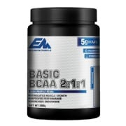 Extreme Muscle Basic BCAA 2:1:1,  0.66 lb  Unflavoured