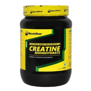 MuscleBlaze Creatine Monohydrate,  0.55 lb  Unflavoured
