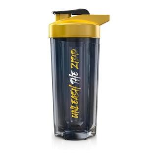 1 - MuscleBlaze ZIDD Pro 2.0 Shaker,  Yellow & Black  750 ml