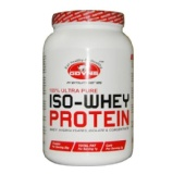 GDYNS Premium Series 100% Ultra Pure Iso-Whey Protein,  2 Lb  Butter-Scotch