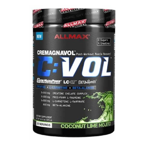 Allmax C VOL Powder,  Coconut Lime Mojito  0.82 lb