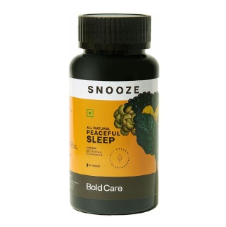 1 - Bold Care Snooze All Natural Peaceful Sleep,  60 tablet(s)