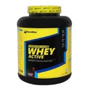MuscleBlaze Whey Active, 4.4 lb Chocolate