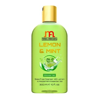 Man Arden Shower Gel,  300 ml  Lemon & Mint